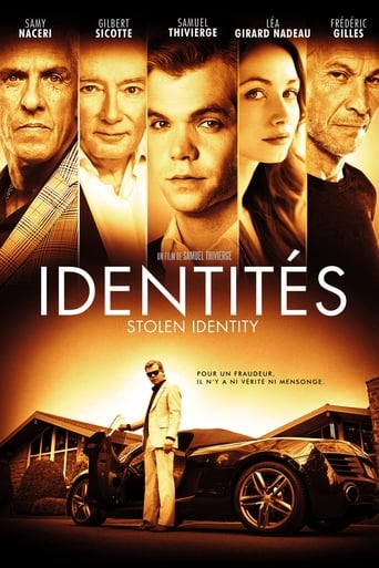 Poster of Stolen Identity