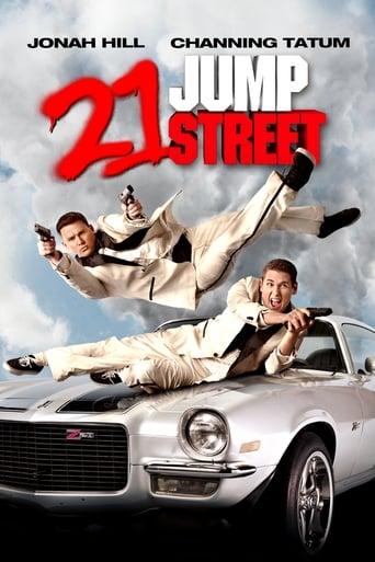 Filmplakat von 21 Jump Street