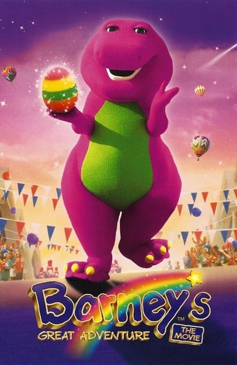 Poster of Barney's Great Adventure