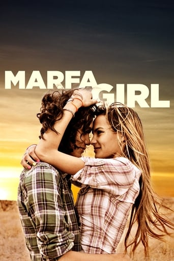 Poster of Marfa Girl