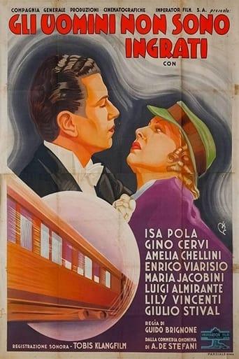 Poster of Gli uomini non sono ingrati