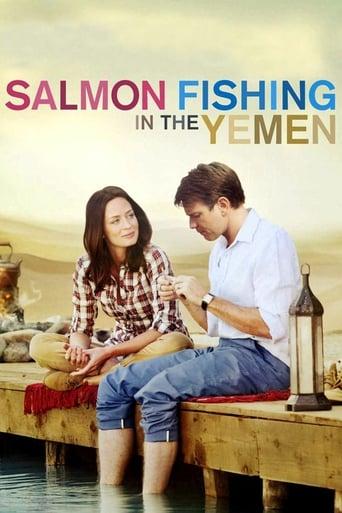 Poster of Salmon Fishing in the Yemen