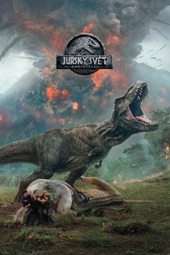 Poster of Jurský svět: Zánik říše