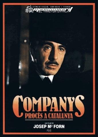 Poster of Companys, procés a Catalunya