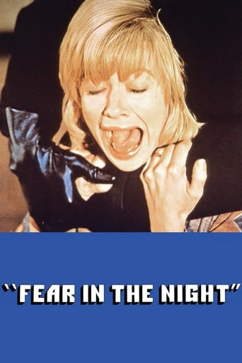 Poster of Fear in the Night