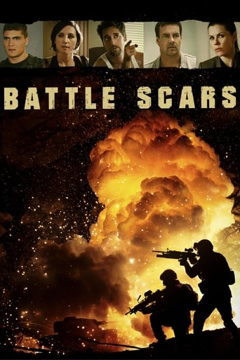 Poster of Battle Scars