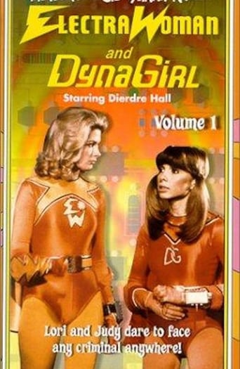 Poster of Electra Woman and Dyna Girl