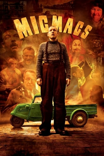 Poster of Micmacs