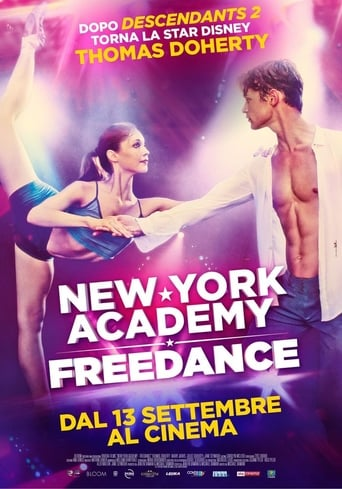 Poster of High Strung: Free Dance