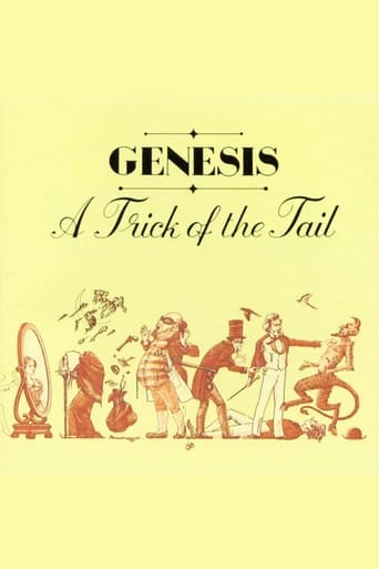 Poster of Genesis: A Trick of the Tail