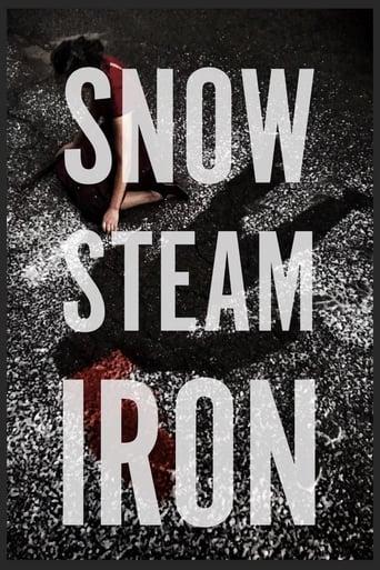 Snow Steam Iron poster