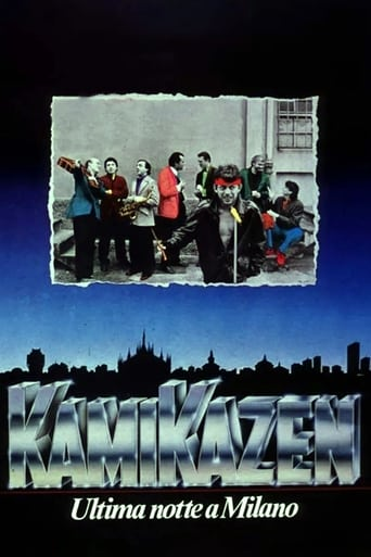 Poster of Kamikazen (Ultima notte a Milano)