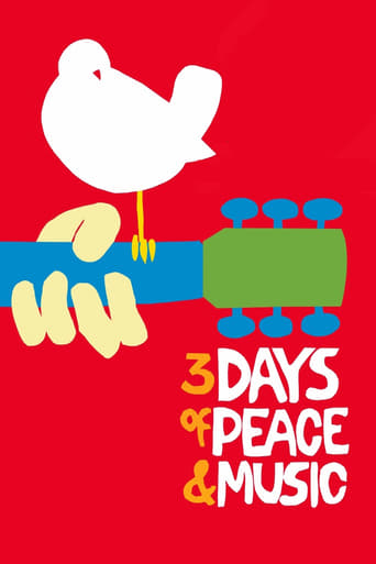 Poster of Woodstock - 3 Days of Peace & Music (Director's Cut)