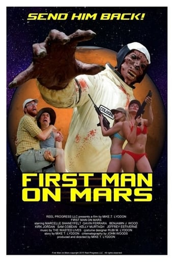 Poster of First Man on Mars