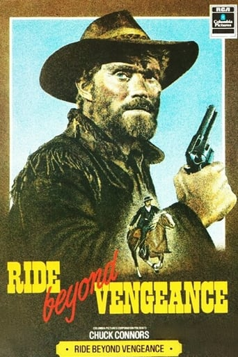 Poster of Ride Beyond Vengeance