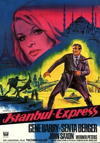 Poster of Istanbul Express