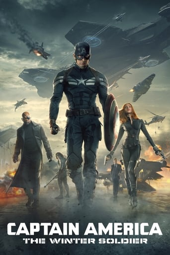 Poster of Captain America: The Winter Soldier