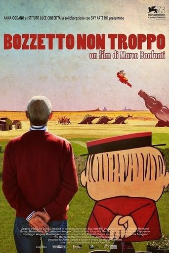 Poster of Bozzetto non troppo