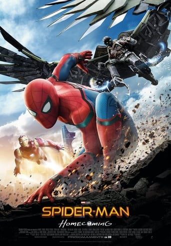 Poster of Spider-Man: Homecoming