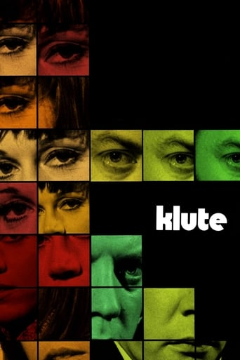 Poster of Klute