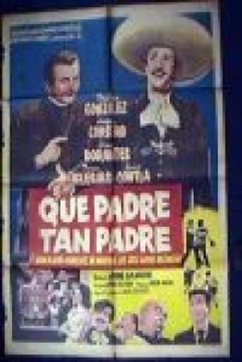 Poster of ¡Que padre tan padre!