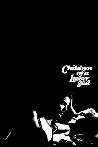 Poster of Children of a Lesser God
