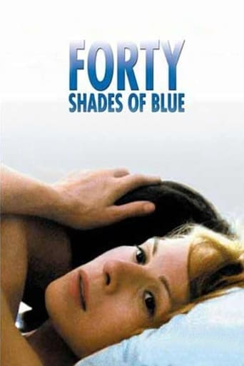 Poster of Forty Shades of Blue