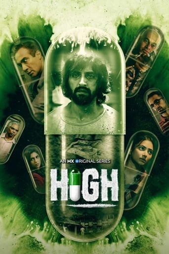 Poster of High