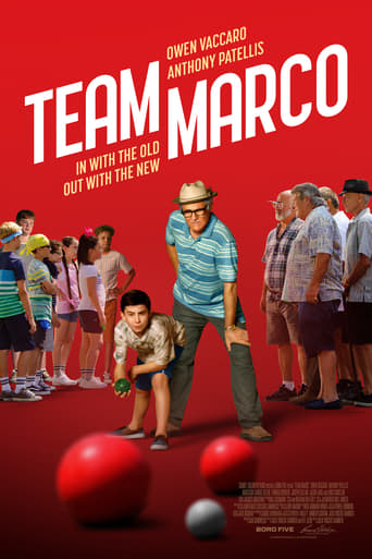 Poster of Team Marco
