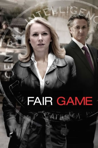 Poster of Fair Game