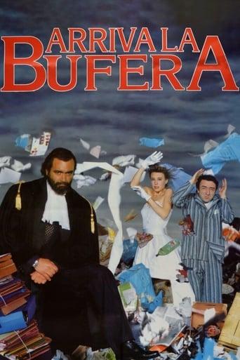 Poster of Arriva la bufera