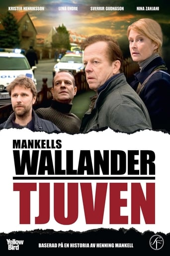 Poster of Il commissario Wallander: Il ladro