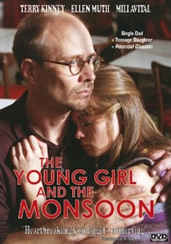 The Young Girl and the Monsoon Poster
