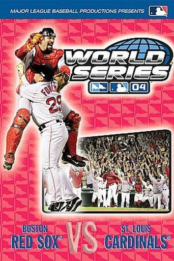 Poster of 2004 Boston Red Sox: The Official World Series Film