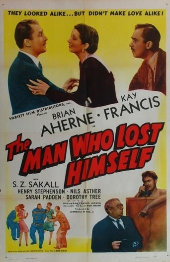 Poster of The Man Who Lost Himself