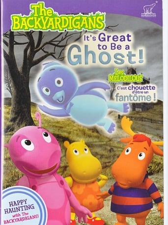 Poster of The Backyardigans: It's Great To Be A Ghost