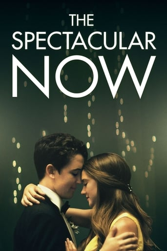 Filmplakat von The Spectacular Now