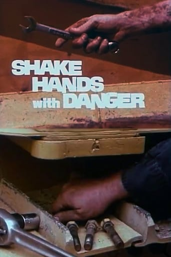 Poster of Shake Hands with Danger