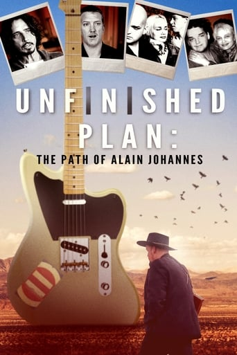 Poster of Unfinished Plan: The Path of Alain Johannes