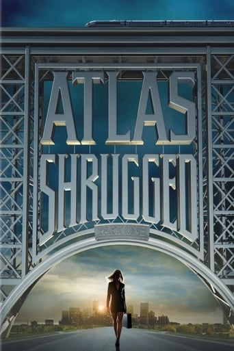 Poster of Atlas Shrugged: Part I