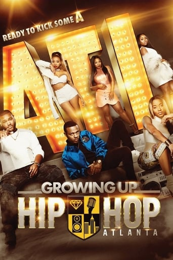 Poster of Growing Up Hip Hop: Atlanta