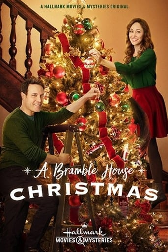 A Bramble House Christmas poster