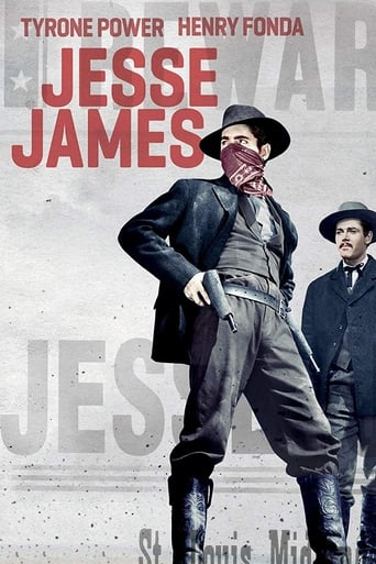 Poster of Jesse James