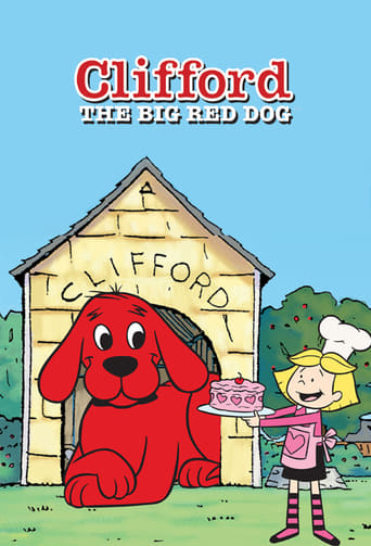 Poster of Clifford the Big Red Dog