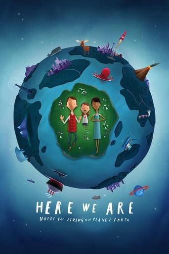 Poster of Here We Are: Notes for Living on Planet Earth