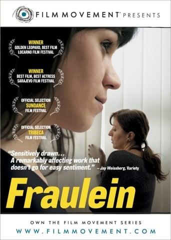 Poster of Das Fräulein