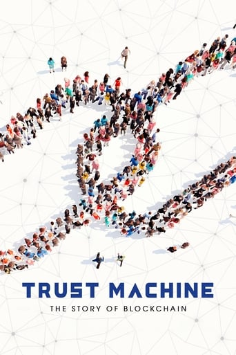 Poster of Trust Machine: The Story of Blockchain