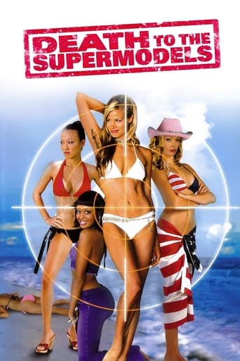 Poster of Death to the Supermodels