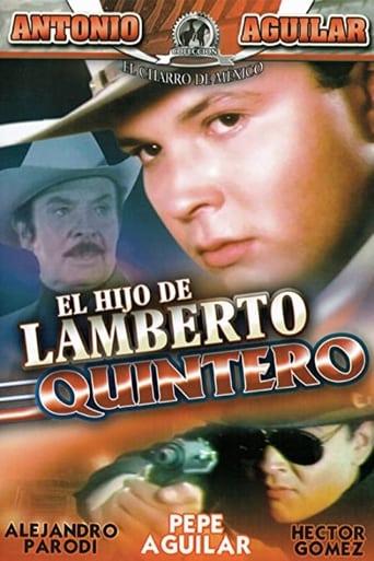 Poster of El hijo de Lamberto Quintero