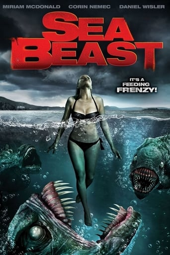 Poster of Sea Beast